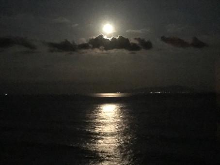 宇宙の呼吸 ~9/17新月から10/2満月まで