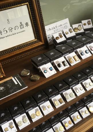 2019.7.16~8.21岩手県遠野市oncafe企画展「pierces&ea