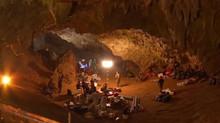 O resgate na gruta de Tham Luang