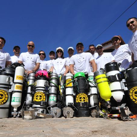 Expedição à Gruta do Almonda 2011