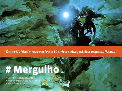 Da actividade recreativa à técnica subaquática especializada