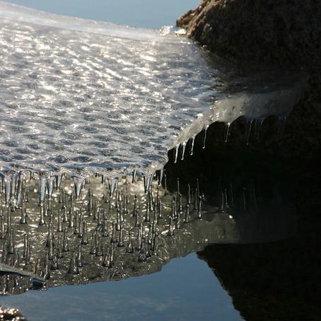 Mergulho sob o Gelo - Serra da Estrela