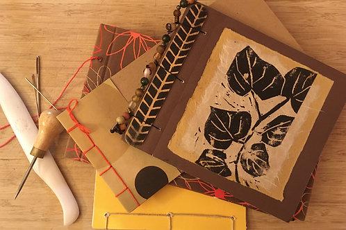 Bookmaking: Stab-binding Wed 6/23 5-7:30