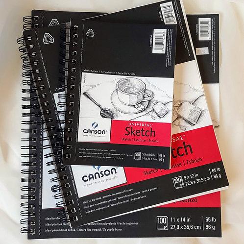 Universal SketchBooks