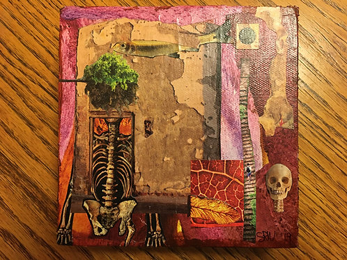 Collage with Intention-WED 5-7pm
