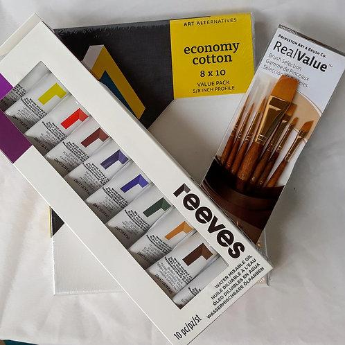 Oil Starter Kit