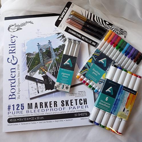 Marker Explorer