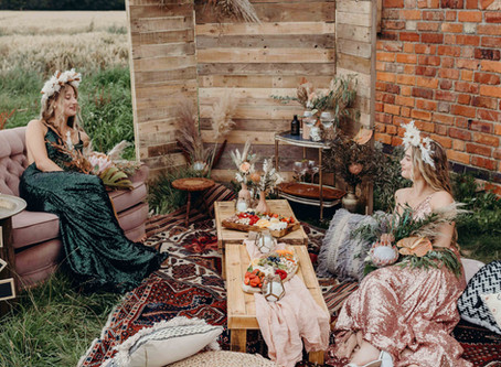 Boho Dreams: Event Inspiration.