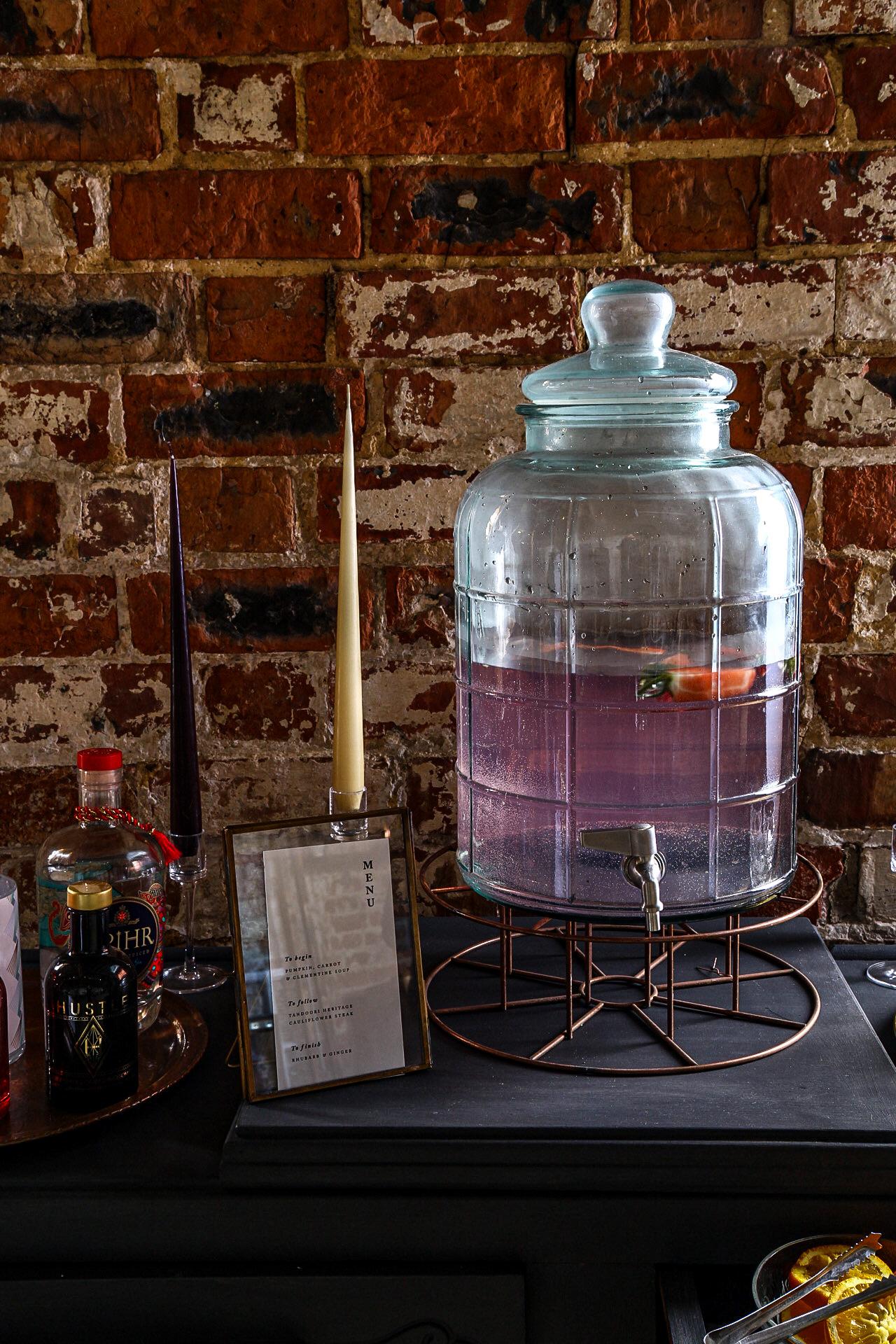 Large Drinks Dispenser £15