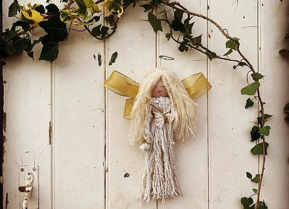 Christmas Fairy Handmade Decoration