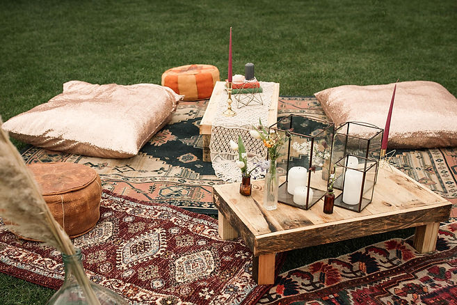 Boho Chill Out Zone