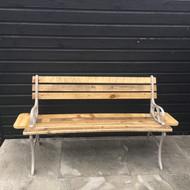 Rustic Reclaimed Wooden Garden Bench