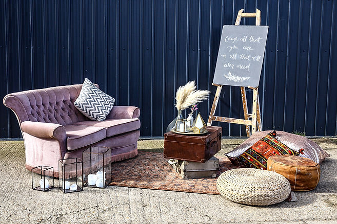 Relaxed boho chill out area | Boho Furniture Hire | Event Furniture Hire | Wedding Prop Hire | Photo https://www.gourmandpixels.com