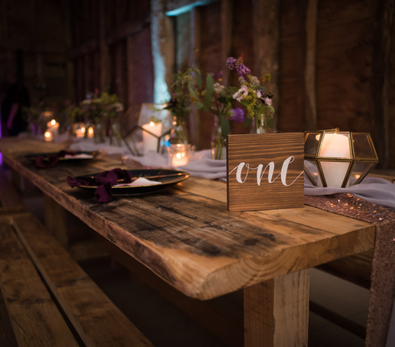 Rustic Trestle Table (6ft)