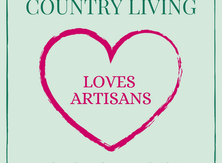 Country Living & Made in Bedford Virtual Artisan Markets.