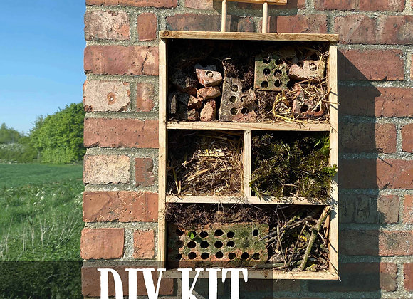 DIY craft kit: Reclaimed Bug Hotel