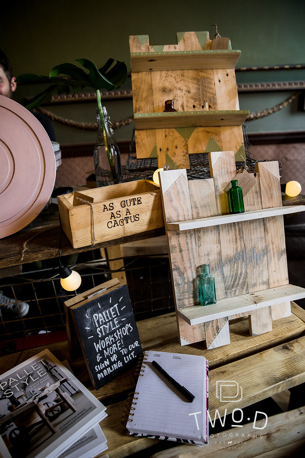 Reclaimed furniture and homewares