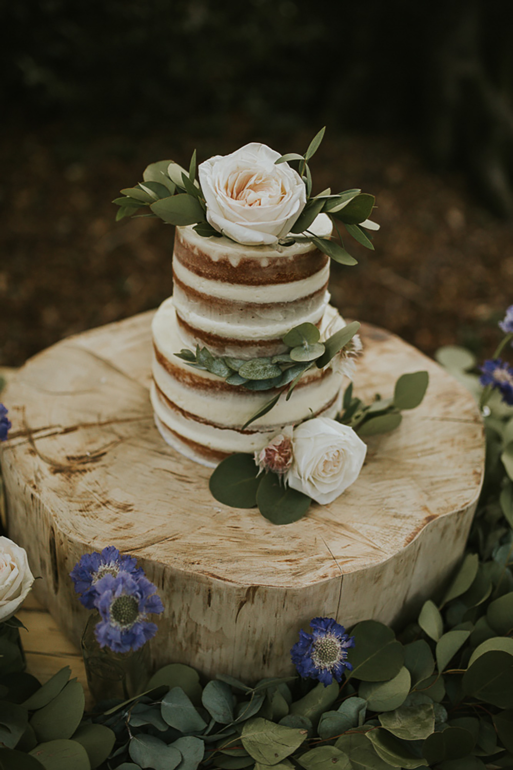Boho Woodland wedding prop hire
