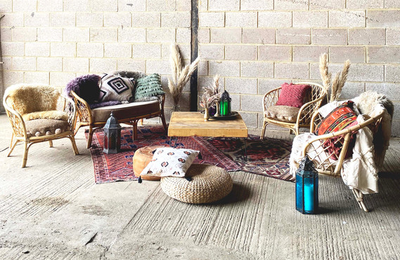 Boho chill out area hire package .jpg