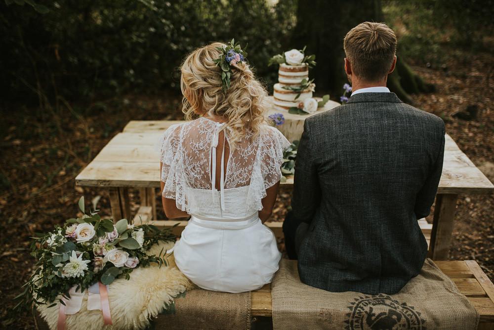 Bohemian Woodland Wedding Inspiration