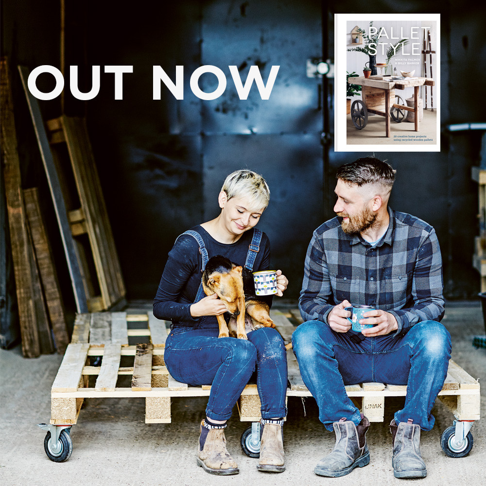 Pallet Style Out Now, 20 creative DIY Pallet projects Book
