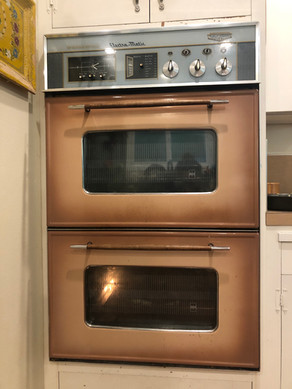 Happy Anniversary, the Oven is Dead.