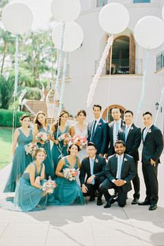 5 Soleil Events, LSanta Barbara Wedding,