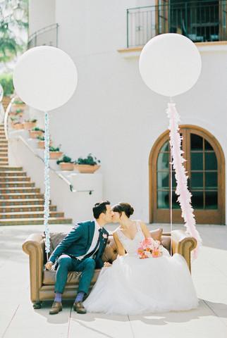 1 Soleil Events, LSanta Barbara Wedding,
