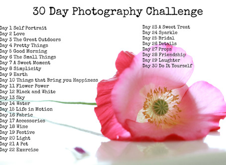 Spring Challenge for Photographers