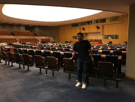 제 8차 UN 고령화개방형실무그룹회의 참석 보고