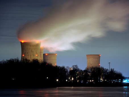 How Retiring Nuclear Power Plants May Undercut U.S. Climate Goals
