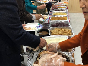 APPA and DDS Thanksgiving Day Party in South Korea