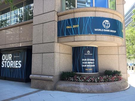 세계은행 방문-구본석 선생님