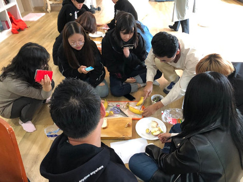 UN International Day for the Eradication of Poverty         -도산드림국제학교(DDS) Workshop for Ending Pover