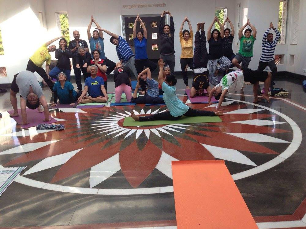 Yoga is fun, it is young, it is never boring, it is great to have it in your life