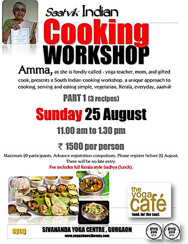 cooking workshop august 2019 with fee ne