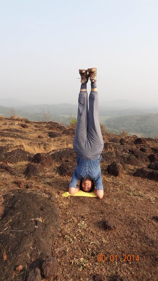 Headstand, Sirisasana, King of the Asanas