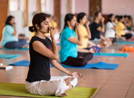 Pranayama - the PHD of Yoga