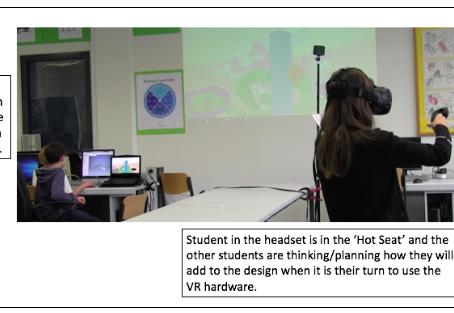 Case Studies in VR - 15