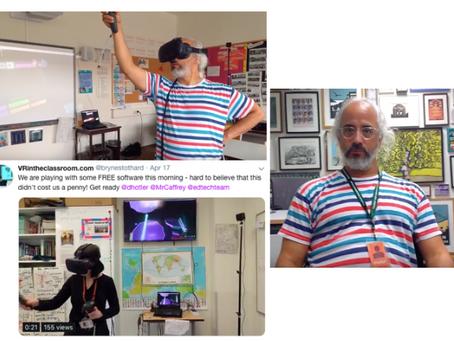 Case Studies in using VR - 8