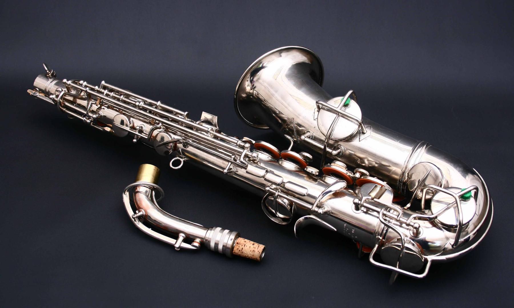 Altsaxophon Conn New Wonder II - Saxophon Manufaktur Marx