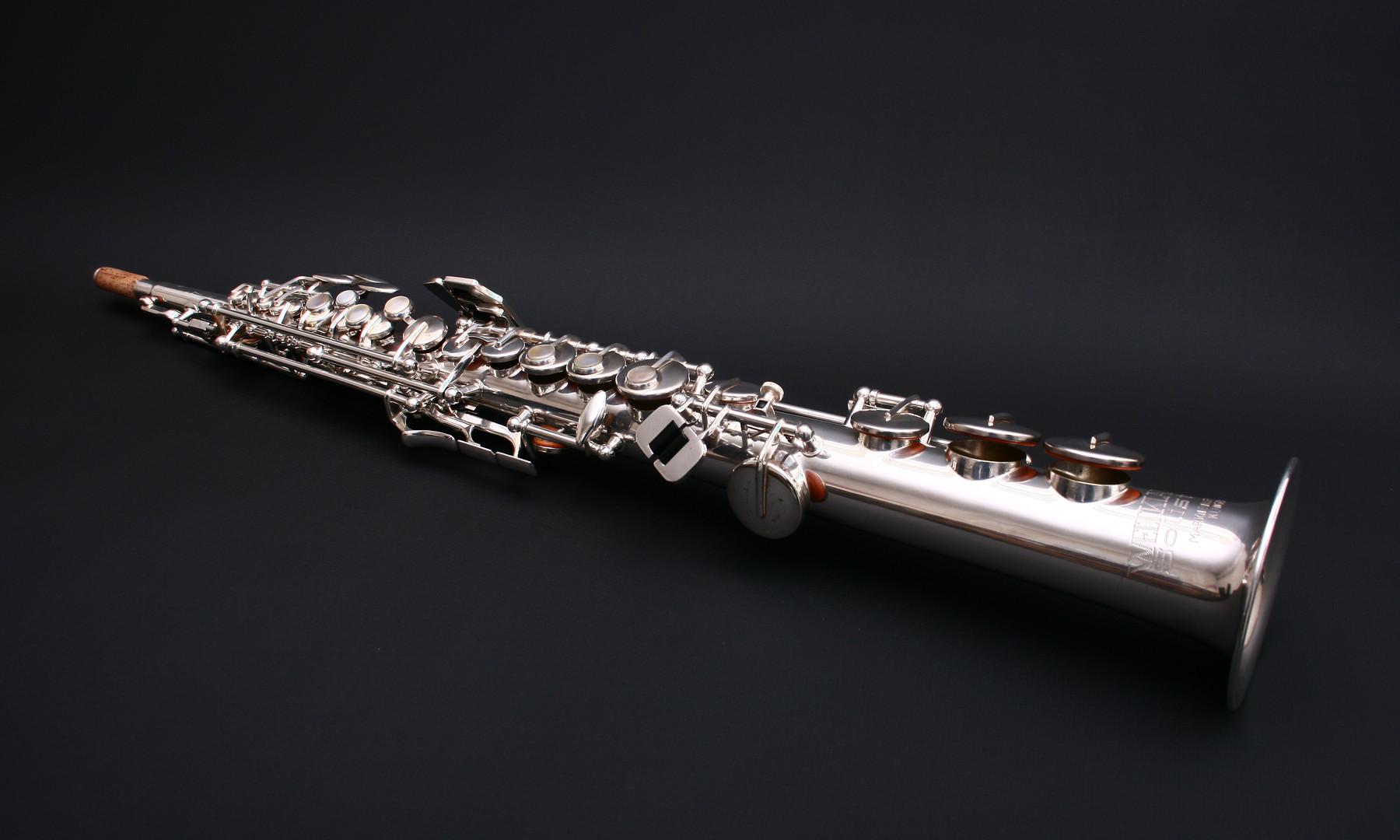 Sopransaxophon  Weltklang Solist