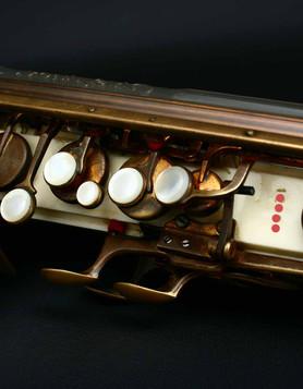 Altsaxophon Grafton Acrylic - Saxophon Manufaktur Marx