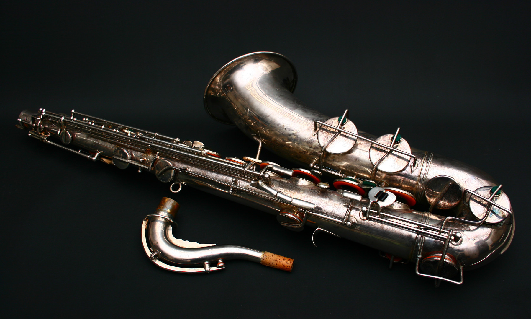 Tenorsaxophon C. Wulritzer Migma - Saxophon Manufaktur Marx