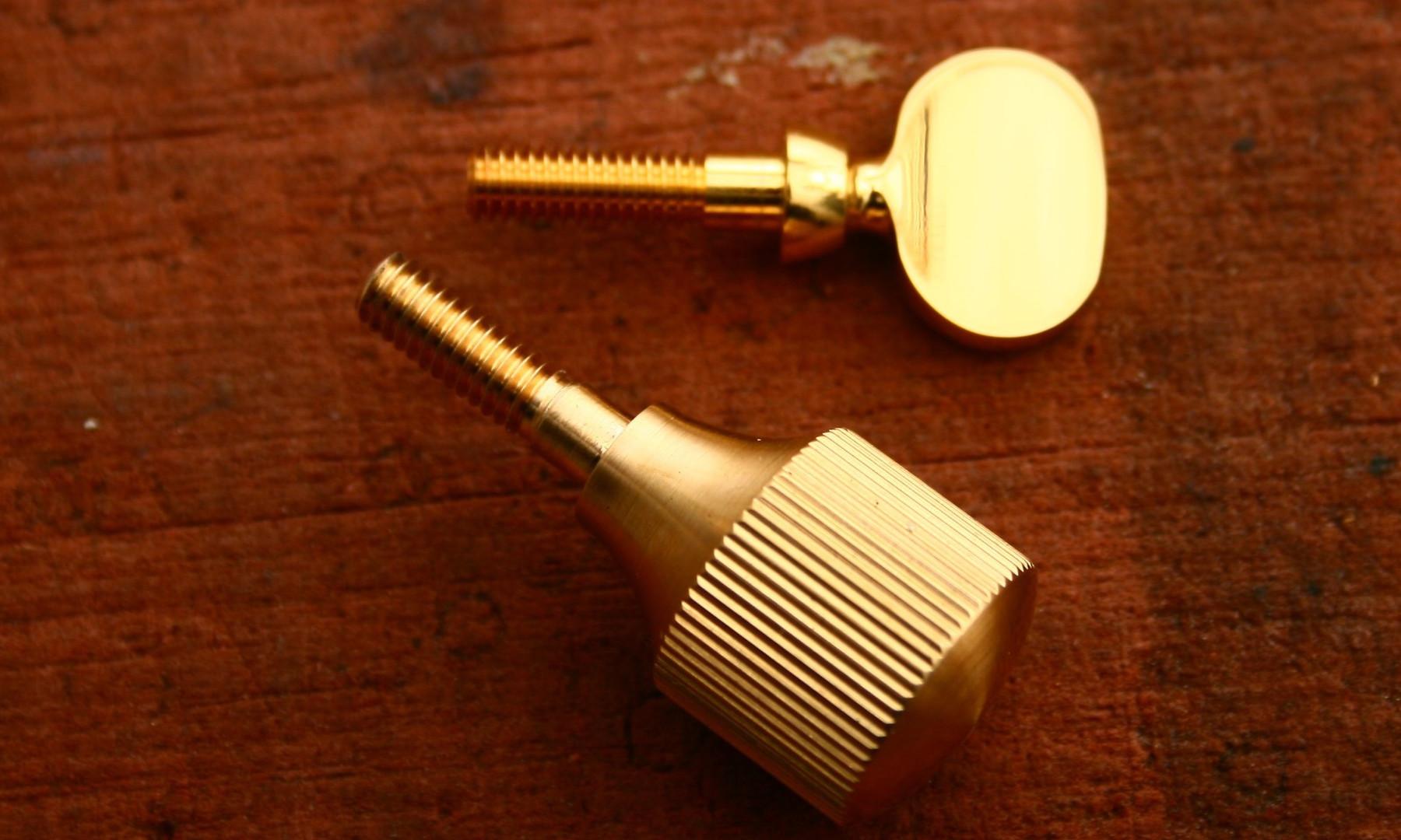 Neck Screw 'heavy weight - Saxophon Manufaktur Marx