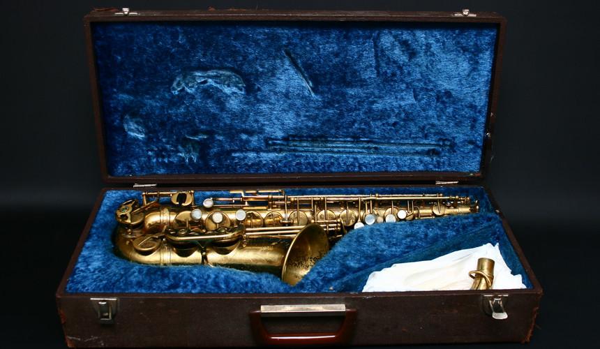 Altsaxophon Selmer Balanced Action - Saxophon Manufaktur Marx