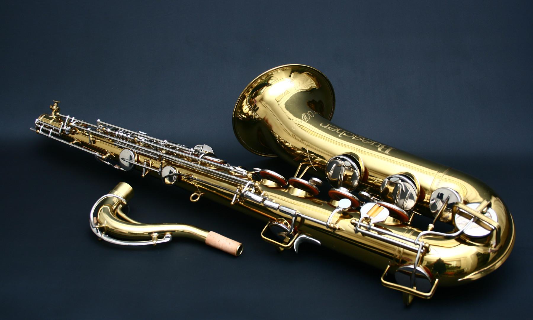 Tenorsaxophon Buescher 400 - Saxophon Manufaktur Marx