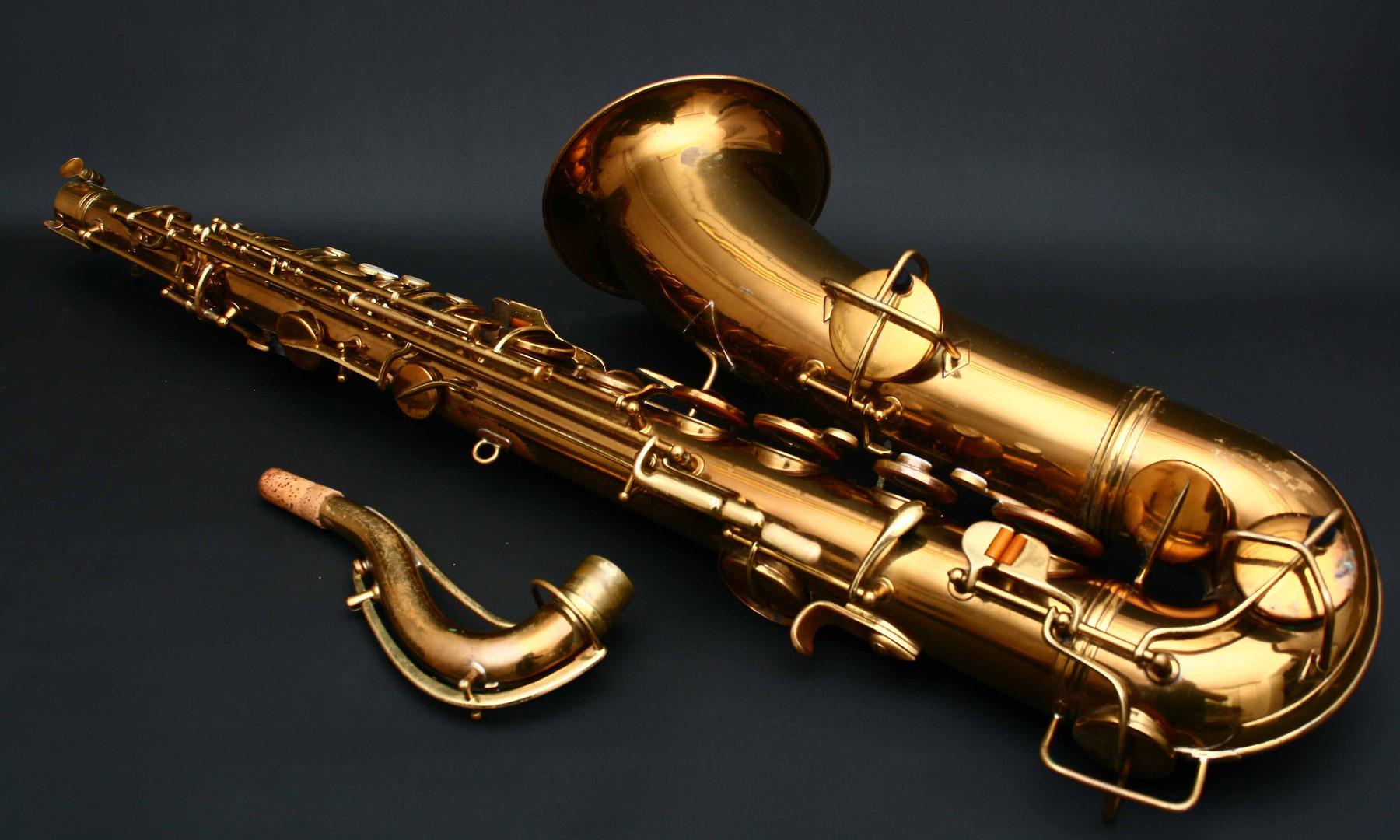 Tenorsaxophon Conn New Wonder II - Saxophon Manufaktur Marx