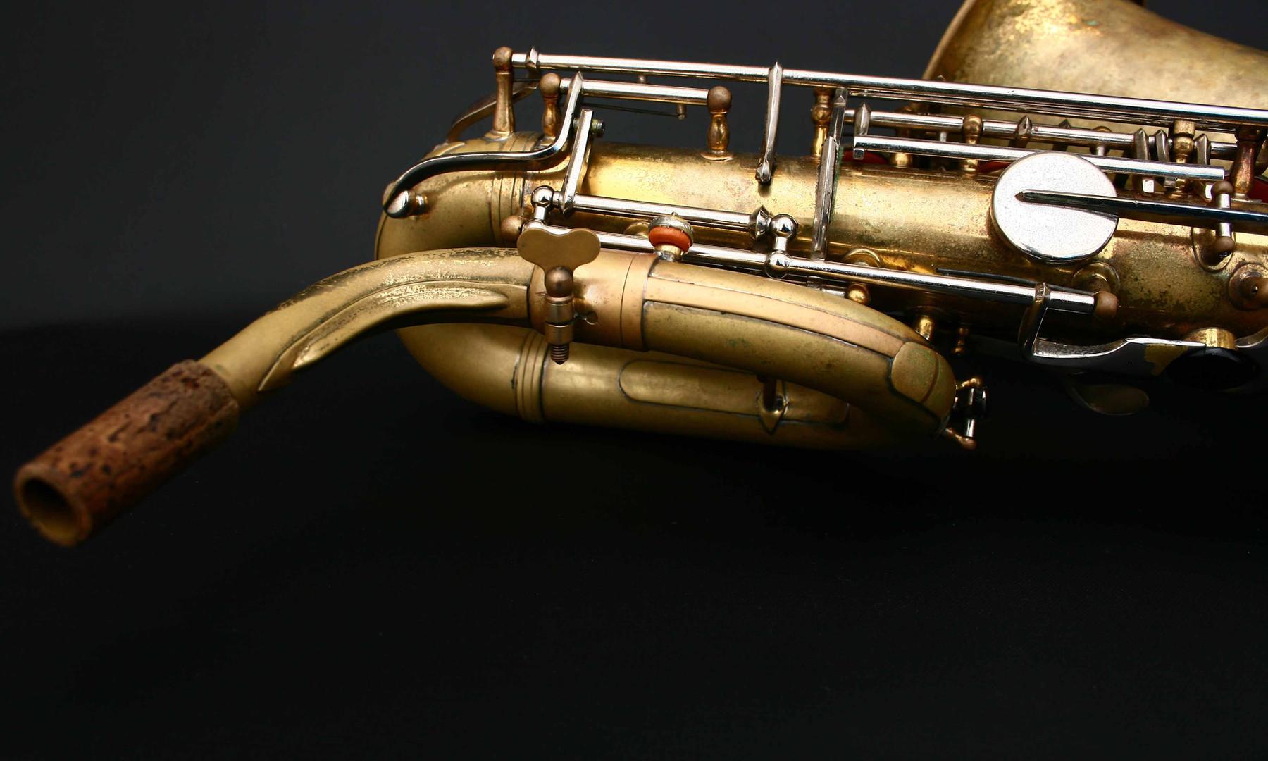Baritonsaxophon Weltklang - Saxophon Manufaktur Marx