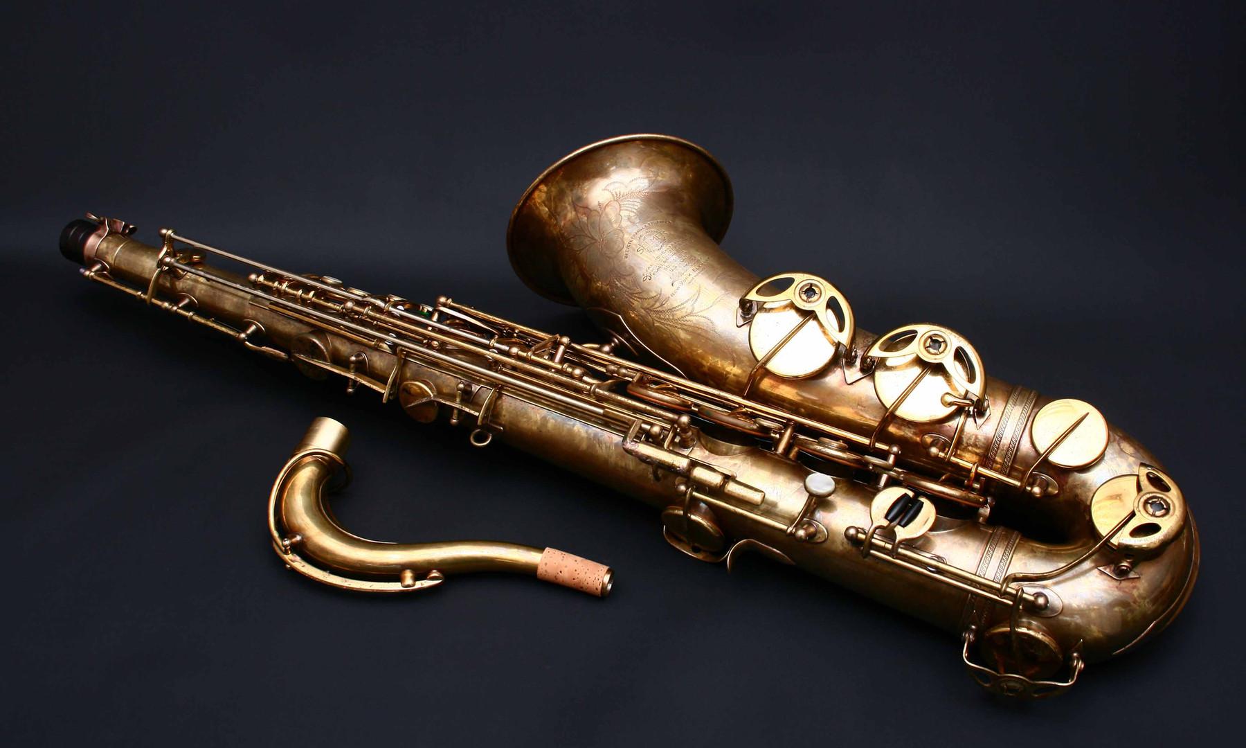 Tenor Saxophon Selmer Super Balanced Action - Saxophon Manufaktur Marx
